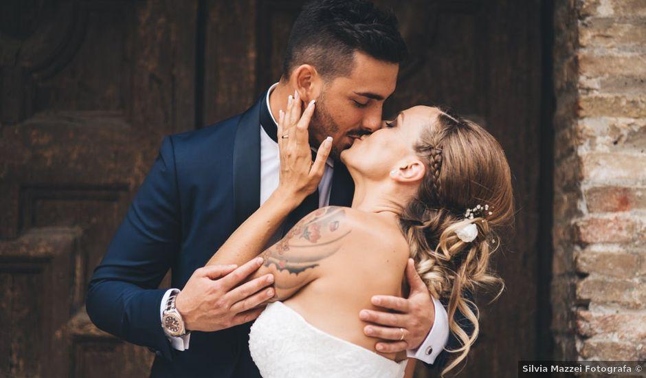 Il matrimonio di Alessio e Giada a Gambassi Terme, Firenze