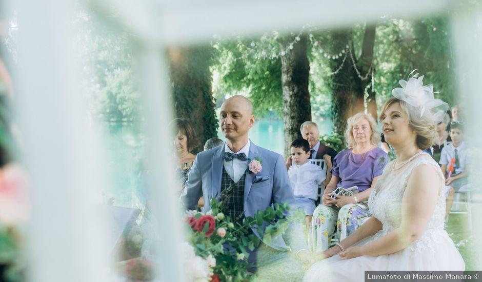 Il matrimonio di Andrea e Barbara a Milano, Milano