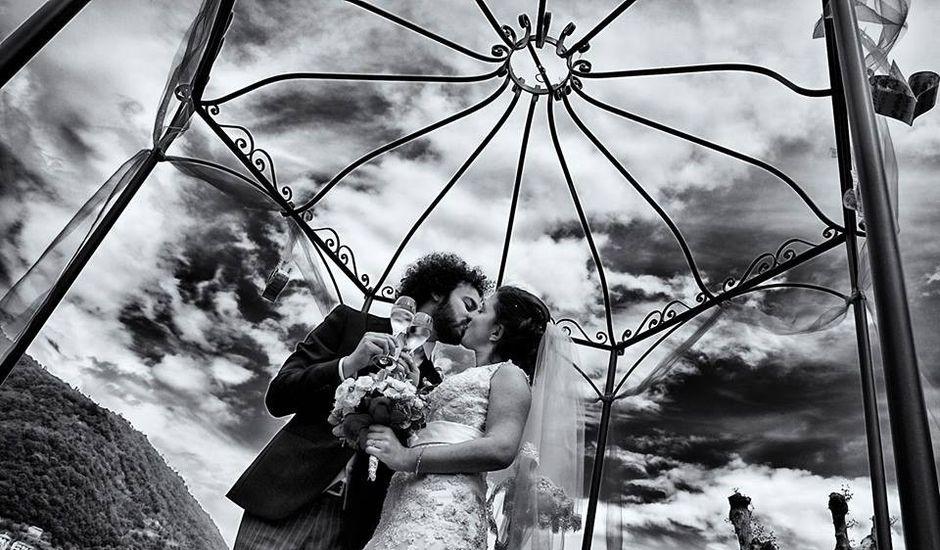 Il matrimonio di Ciro e Francesca a Como, Como