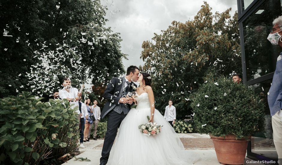 Il matrimonio di Rubens e Valentina a Giavera del Montello, Treviso