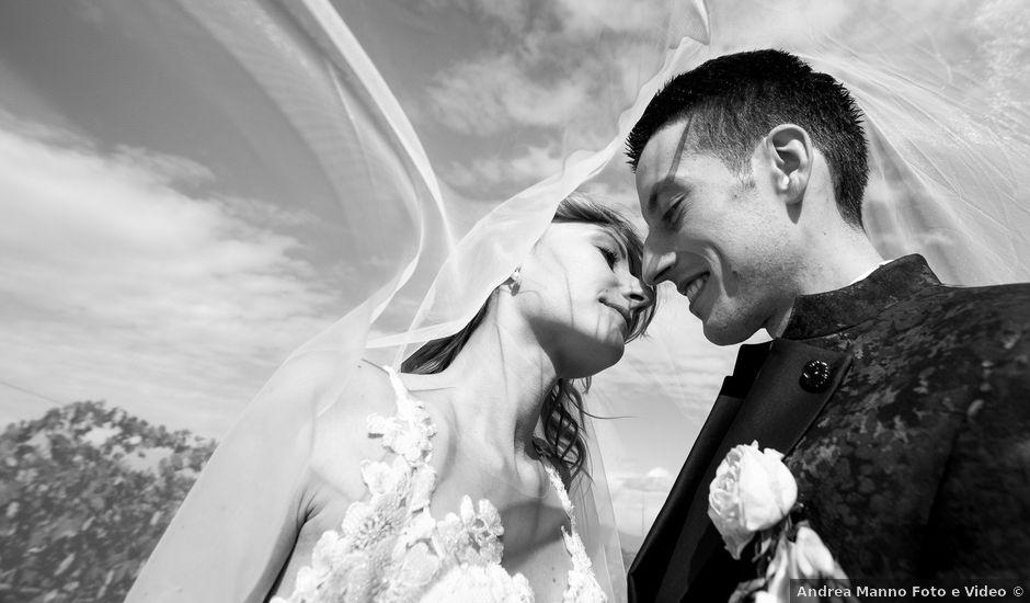 Il matrimonio di Paolo e Martina a Capannoli, Pisa