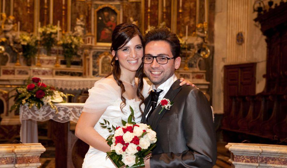 Il matrimonio di Alessandra e Andrea a Vittoria, Ragusa