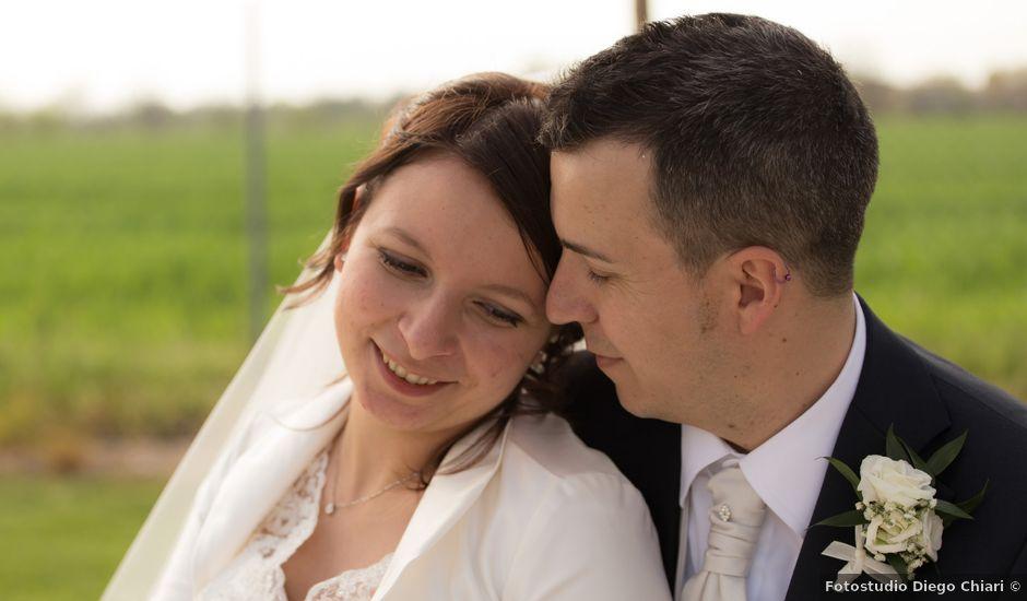 Il matrimonio di Davide e Flavia a Remedello, Brescia