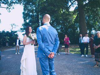 Le nozze di Angelica e Andrea 1