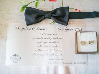 Le nozze di Caterina e Angelo 1