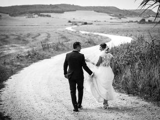 Le nozze di Caterina e Angelo