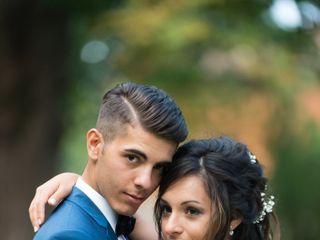 Le nozze di Desy e Max