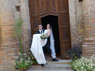 Le nozze di Anna e Yuri