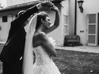 Le nozze di Martina e Vittorio