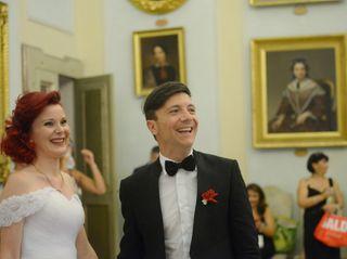 Le nozze di Nataliya e Francesco 1