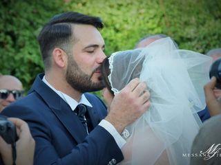 Le nozze di Silvana e Duilio