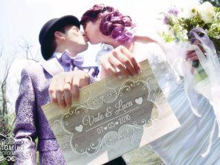 Le nozze di Luca e Valentina