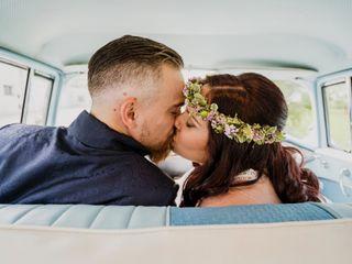 Le nozze di Monica e Umberto