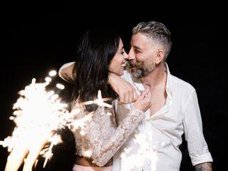 Le nozze di Daniel e Tania