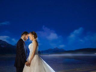 Le nozze di Licia e Giovanni