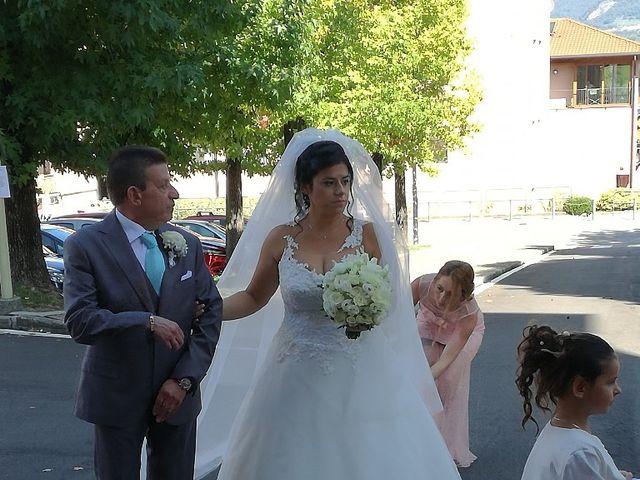 Il matrimonio di Riccardo  e Giusy a Merone, Como 1