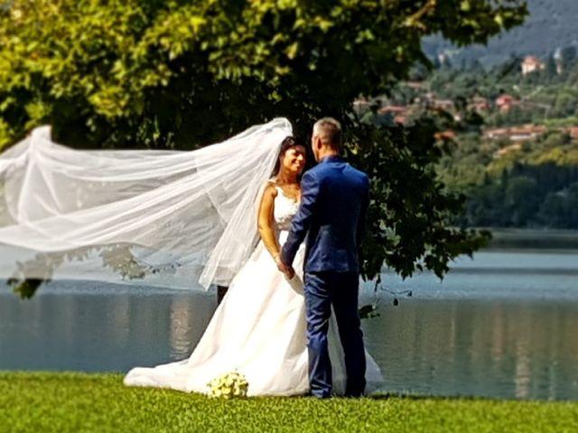 Il matrimonio di Riccardo  e Giusy a Merone, Como 4