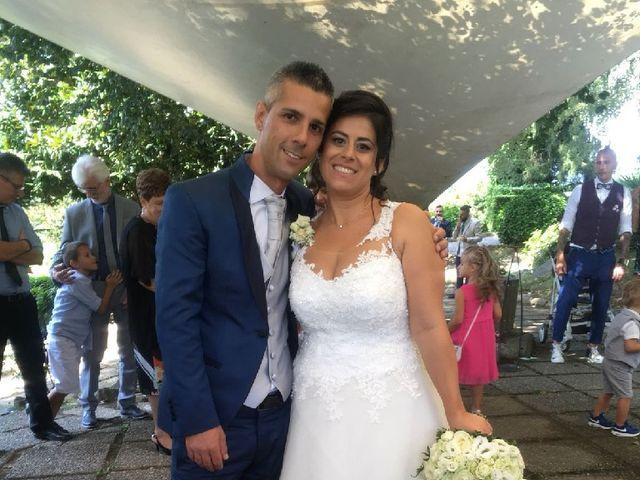 Il matrimonio di Riccardo  e Giusy a Merone, Como 6