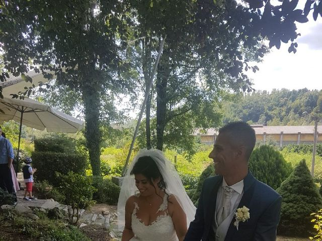 Il matrimonio di Riccardo  e Giusy a Merone, Como 9