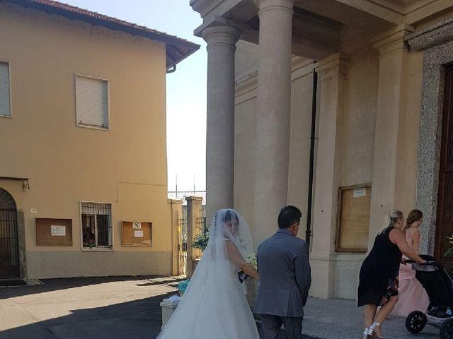 Il matrimonio di Riccardo  e Giusy a Merone, Como 10