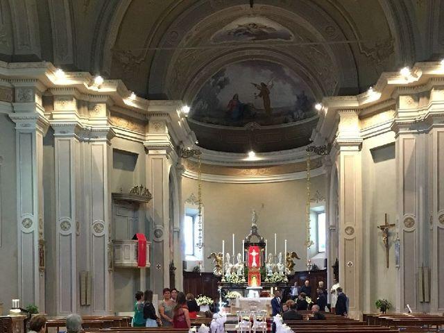 Il matrimonio di Riccardo  e Giusy a Merone, Como 12