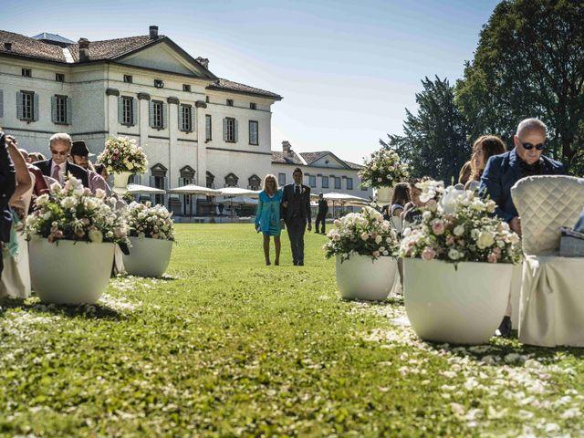 Il matrimonio di Cristian e Giorgia a Stezzano, Bergamo 10