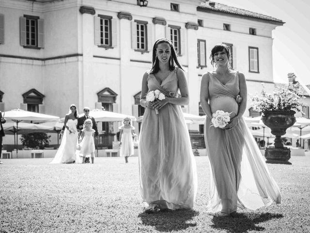 Il matrimonio di Cristian e Giorgia a Stezzano, Bergamo 11