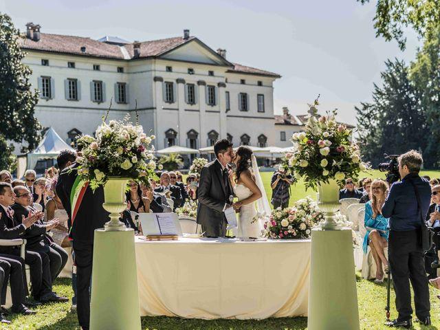 Il matrimonio di Cristian e Giorgia a Stezzano, Bergamo 19
