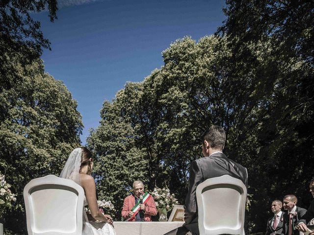 Il matrimonio di Cristian e Giorgia a Stezzano, Bergamo 20