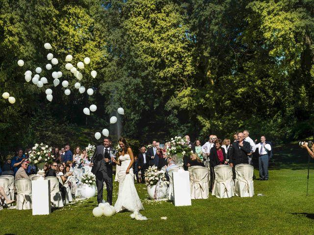 Il matrimonio di Cristian e Giorgia a Stezzano, Bergamo 21