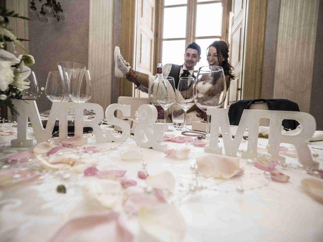 Il matrimonio di Cristian e Giorgia a Stezzano, Bergamo 25