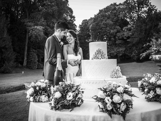 Il matrimonio di Cristian e Giorgia a Stezzano, Bergamo 26