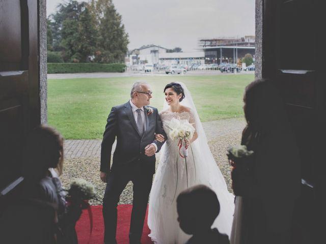 Il matrimonio di Marco e Valentina a Trescore Balneario, Bergamo 18