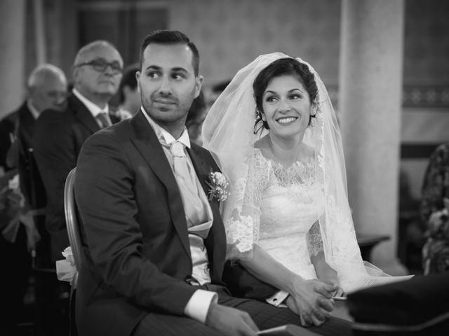 Il matrimonio di Marco e Valentina a Trescore Balneario, Bergamo 19