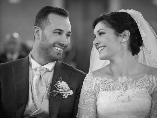 Il matrimonio di Marco e Valentina a Trescore Balneario, Bergamo 21