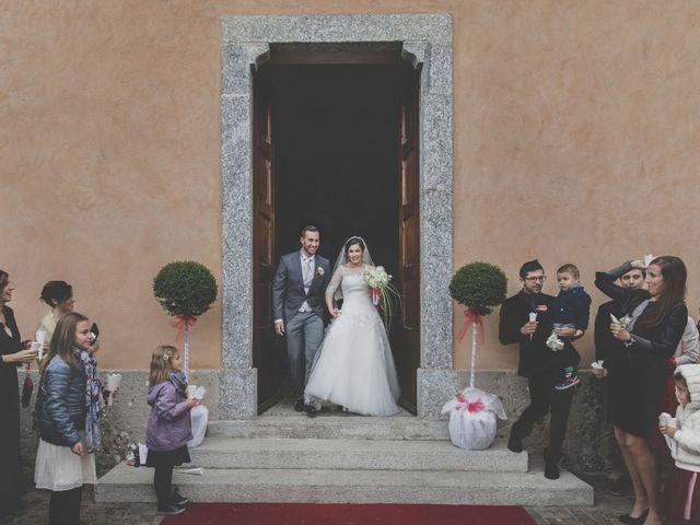 Il matrimonio di Marco e Valentina a Trescore Balneario, Bergamo 22