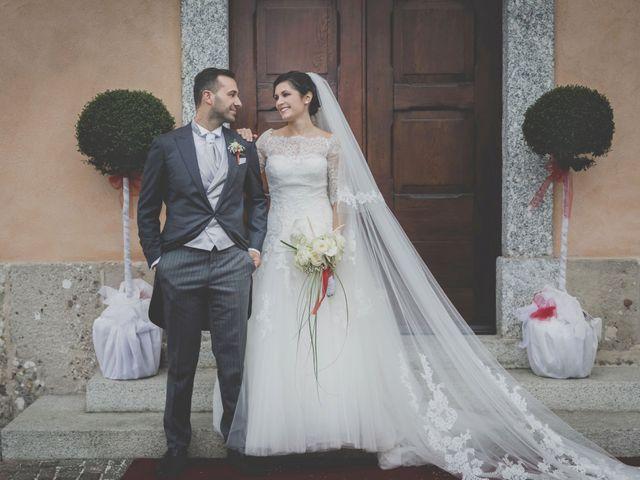 Il matrimonio di Marco e Valentina a Trescore Balneario, Bergamo 23