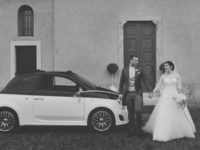 Il matrimonio di Marco e Valentina a Trescore Balneario, Bergamo 24
