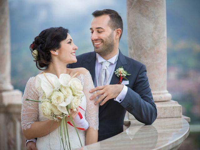 Il matrimonio di Marco e Valentina a Trescore Balneario, Bergamo 27