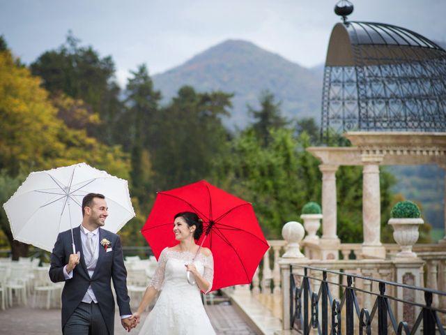 Il matrimonio di Marco e Valentina a Trescore Balneario, Bergamo 1