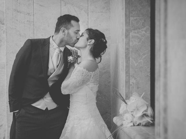 Il matrimonio di Marco e Valentina a Trescore Balneario, Bergamo 29