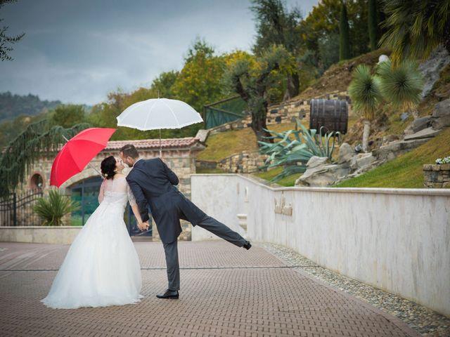 Il matrimonio di Marco e Valentina a Trescore Balneario, Bergamo 30