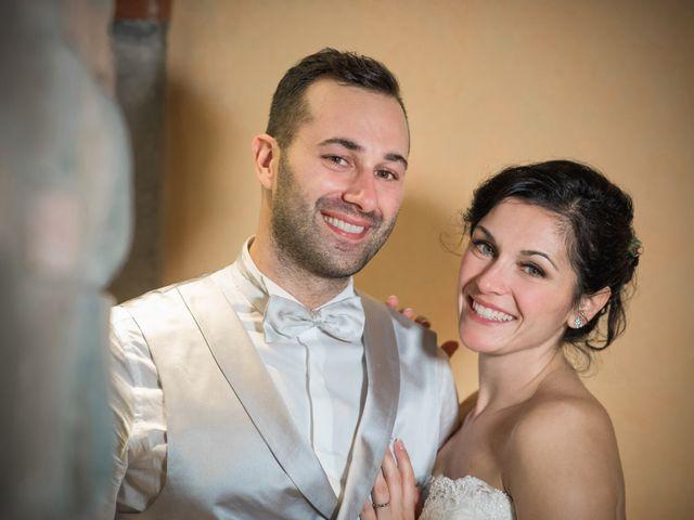 Il matrimonio di Marco e Valentina a Trescore Balneario, Bergamo 37