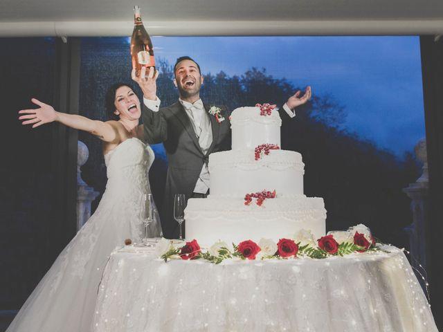 Il matrimonio di Marco e Valentina a Trescore Balneario, Bergamo 40