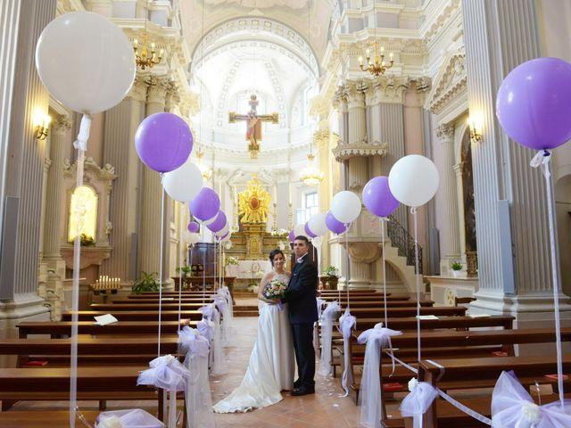Il matrimonio di Yuri e Anna a Moncalvo, Asti 1