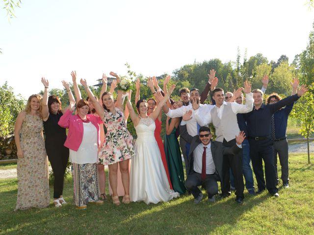 Il matrimonio di Yuri e Anna a Moncalvo, Asti 9
