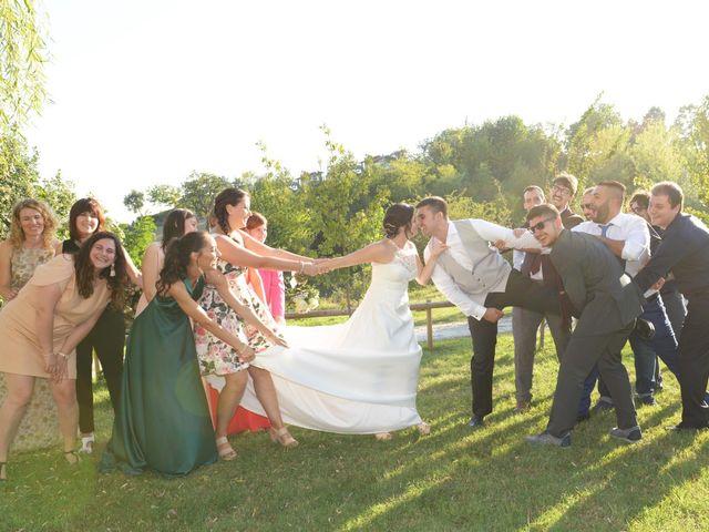 Il matrimonio di Yuri e Anna a Moncalvo, Asti 10