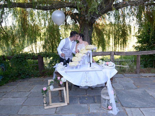 Il matrimonio di Yuri e Anna a Moncalvo, Asti 13