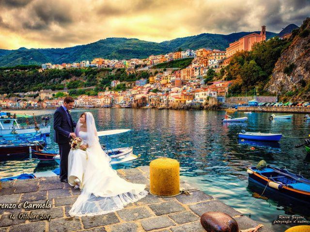 Il matrimonio di Lorenzo e Carmela a Reggio di Calabria, Reggio Calabria 1