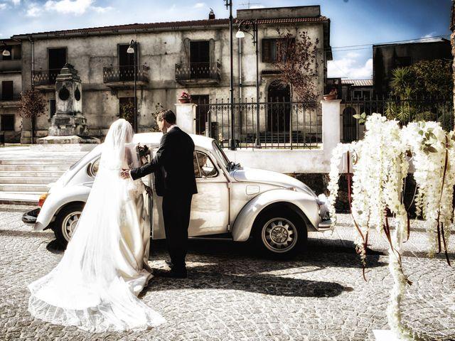 Il matrimonio di Lorenzo e Carmela a Reggio di Calabria, Reggio Calabria 9